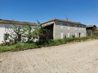 Maison à rénover GRIGNOLS 278 (33690)