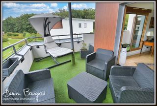 Appartement en résidence PREVESSIN MOENS 123 (01280)