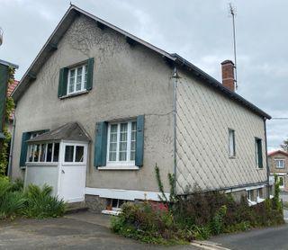 Maison de ville AIGURANDE 160 (36140)