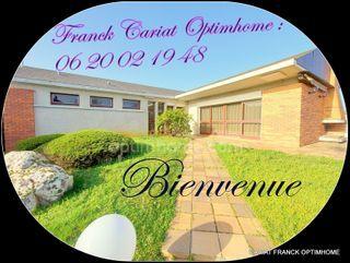 Maison contemporaine SAINT BENOIT DU SAULT 173 (36170)