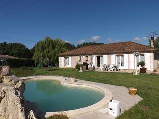 Maison LA ROCHE CHALAIS 140 (24490)