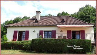 Maison LA BACHELLERIE 145 (24210)