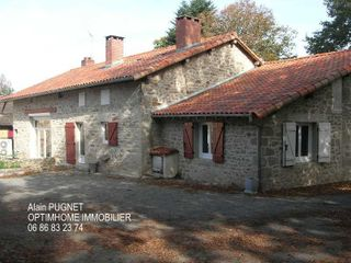Maison COGNAC LA FORET 286 (87310)