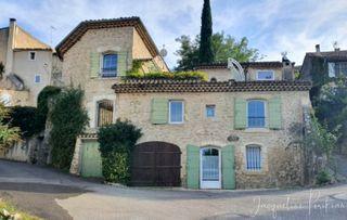Maison en pierre GRAMBOIS 192 (84240)