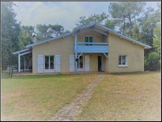 Maison OSSAGES 160 (40290)