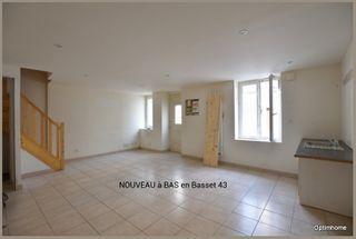 Maison de village BAS EN BASSET 90 (43210)