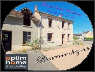Maison en pierre SAINT ETIENNE DE FURSAC 117 (23290)