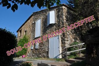 Maison en pierre ENTRAGES 54 (04000)