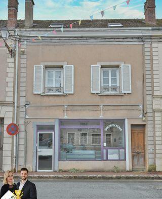 Immeuble NOGENT LE ROI  (28210)