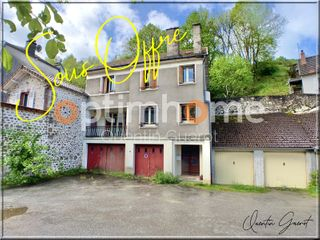 Maison à rénover AUBUSSON 130 (23200)