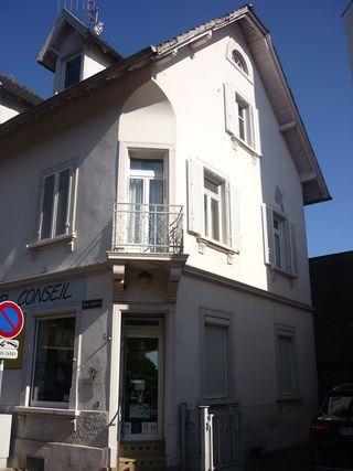 Maison STRASBOURG 150 (67000)