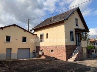 Maison COLMAR 124 (68000)