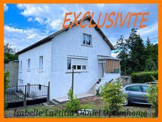 Maison individuelle VERNEUIL SUR AVRE 156 (27130)