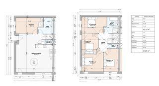 Maison MERIGNAC 124 (33700)