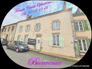 Maison de caractère BENEVENT L'ABBAYE 156 (23210)