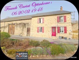 Maison en pierre SAINT ETIENNE DE FURSAC 157 (23290)