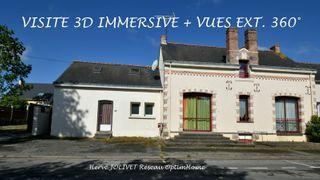 Maison de village NORT SUR ERDRE 165 (44390)