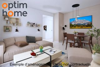 Appartement en résidence AIX EN PROVENCE 46 (13090)