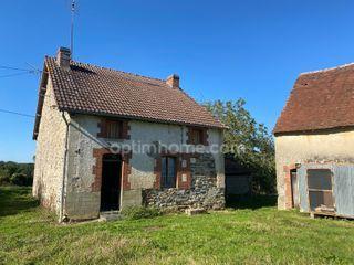 Maison de village FRESSELINES 60 (23450)