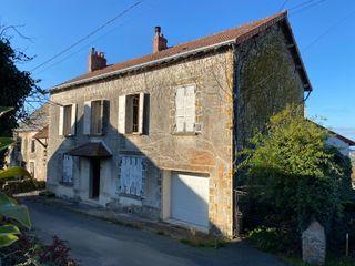 Maison de village DUN LE PALESTEL 160 (23800)