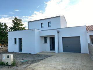 Maison contemporaine VAUX SUR MER 106 (17640)