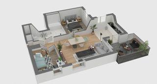 Appartement EYSINES 69 (33320)