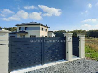Maison contemporaine PONT AUDEMER 162 (27500)