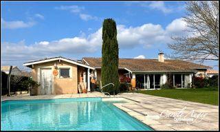 Maison individuelle SAINT CAPRAIS DE BORDEAUX 155 (33880)