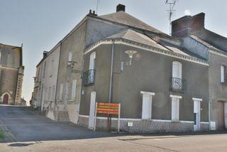 Maison de village SAINT MARS LA JAILLE 151 (44540)