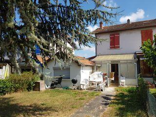 Maison ROUSSILLON 93 (38150)