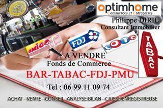 Bar - Tabac - Loto - Presse NOGENT SUR OISE  (60180)