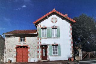 Maison en pierre NOUIC 94 (87330)