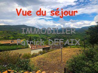 Maison de village QUINTILLAN 91 (11360)