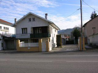 Maison individuelle OYONNAX 252 (01100)