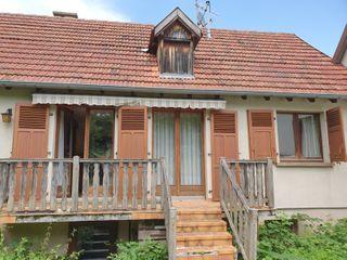 Maison individuelle WANGEN 82 (67520)