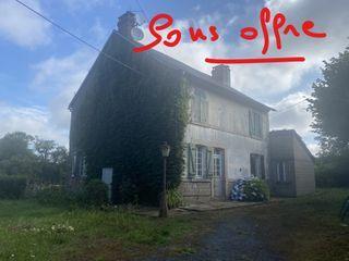 Maison de village AZERABLES 149 (23160)