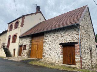 Maison de village SAINT SULPICE LE DUNOIS 92 (23800)