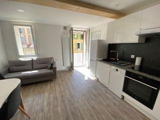 Appartement rénové DIGNE LES BAINS 35 (04000)
