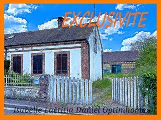 Maison de village BOURTH 51 (27580)