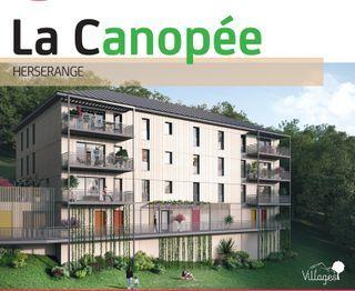 Appartement HERSERANGE 77 (54440)