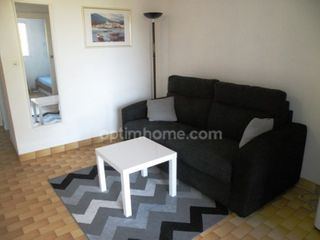 Appartement cabine LE CAP D'AGDE 26 (34300)