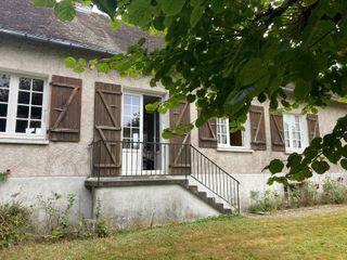 Maison semi plain-pied NOUIC 136 (87330)