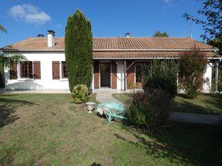 Maison plain-pied GRANZAY GRIPT 114 (79360)