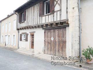 Maison de village EYMET 127 (24500)