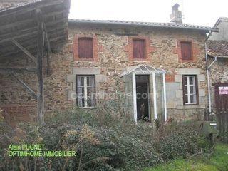 Maison à rénover SAINT VICTURNIEN 63 (87420)