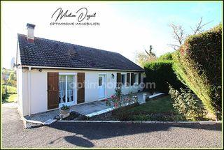 Maison semi plain-pied LE VERNET 135 (03200)