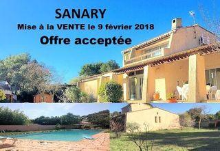 Villa SANARY SUR MER  (83110)
