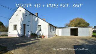 Maison de village SAINT MARS LA JAILLE 103 (44540)