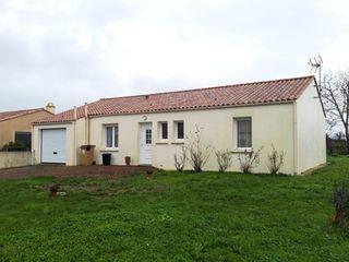 Maison plain-pied CORPE 110 (85320)