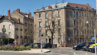 Appartement ancien DIJON 51 (21000)